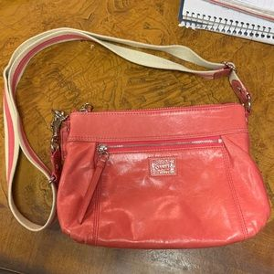 Authentic Coach Poppy Purse